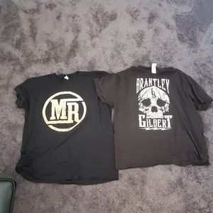 Other - 2x country music tees